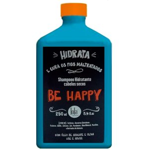 Lola Be Happy Cabelos Secos Shampoo Hidratante - 250ml