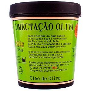 Lola Umectação Oliva Máscara - 200g