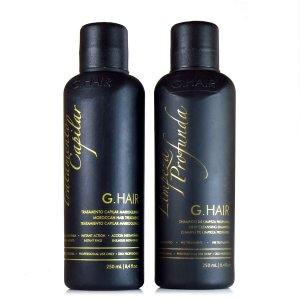 G.Hair Kit Escova Progressiva Marroquina - 2x250ml