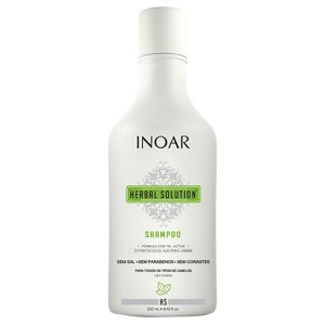 Inoar Herbal Solution Shampoo - 250ml