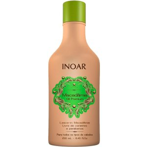 Inoar Macadâmia Oil Premium Leave-In - 250ml