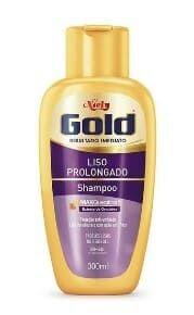 NIELY Gold Liso Prolongado Shampoo MaxQueratina 300ml