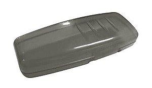 SANTA CLARA Estojo para Aparelho de Barbear ou Depilar em Plástico Cristal (3191-3192)