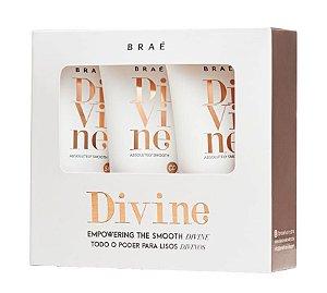 BRAÉ Divine Kit Antifrizz Lisos Divinos Travel Size