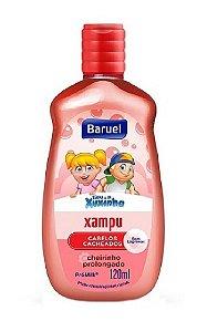 BARUEL Turma da Xuxinha Shampoo Cabelos Caheados 120ml