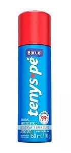 BARUEL Tenys Pé Desodorante para os Pés Original Aerosol 150ml
