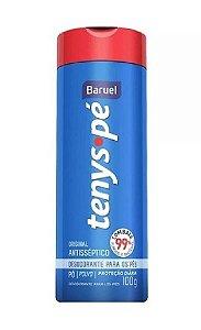 BARUEL Tenys Pé Desodorante para os Pés Original Talco 100g