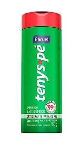 BARUEL Tenys Pé Desodorante para os Pés Canforado Talco 60g