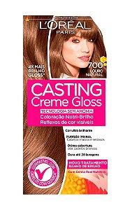 CASTING Creme Gloss Tonalizante 700 Louro Natural