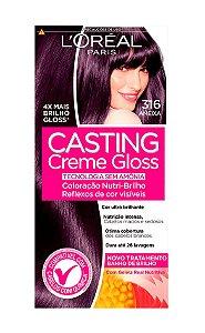 CASTING Creme Gloss Tonalizante 316 Ameixa
