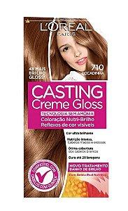 CASTING Creme Gloss Tonalizante 710 Cocadinha