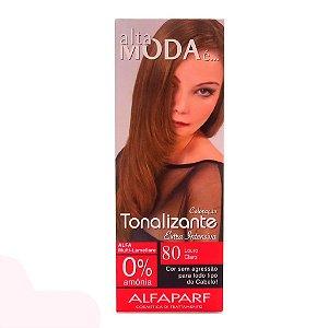 Alta Moda Tonalizante 8.0 Louro Claro