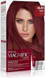 AMEND Magnific Color Coloração 66.60 Vermelho Intenso