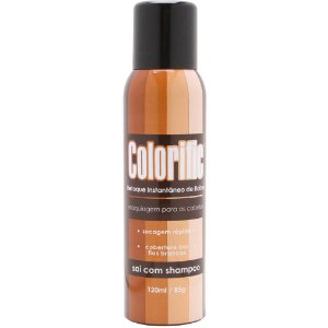 Aspa Colorific Retoque de Raízes Castanho Claro 120ml