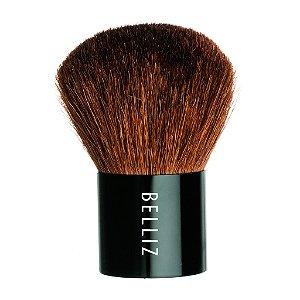 Belliz Pincel Kabuki - Pó Facial ou Compacto - 836
