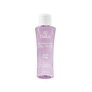 Dailus Color Demaquilante OIL FREE - 140ml