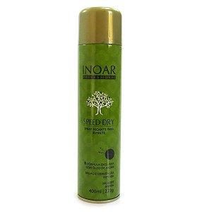 Inoar Speed Dry Spray Secante para Esmalte - 400ml (50145)