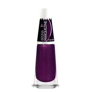 Ludurana Esmalte Bruna Marquezine Degradê Cor Violeta Black - 8ml