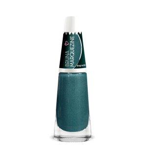 Ludurana Esmalte Bruna Marquezine Degradê Cor Turquesa Black - 8ml