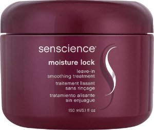 SENSCIENCE Moisture Lock Leave-in Smoothing Treatment 150ml