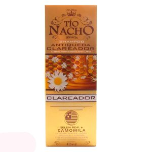 Tío Nacho Antiqueda Clareador Shampoo - 415ml