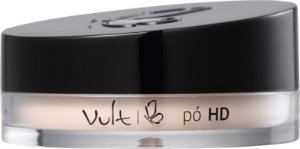 VULT Pó Facial HD Translúcido Vegano