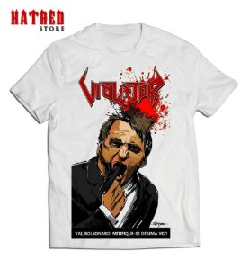 CAMISETA. Violator - Mitifique-se