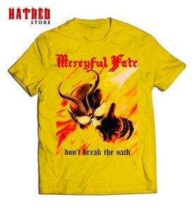 CAMISETA. MERCYFUL FATE - Don't Break the Oath