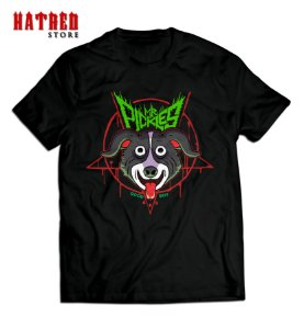 CAMISETA. MR PICKLES - Pentagrama