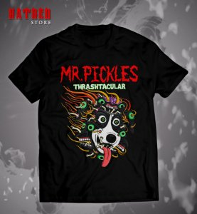 CAMISETA. Mr. Pickles - Thrashtacular