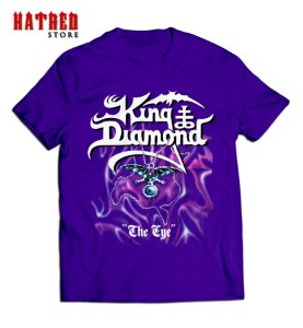 CAMISETA. KING DIAMOND - The Eye