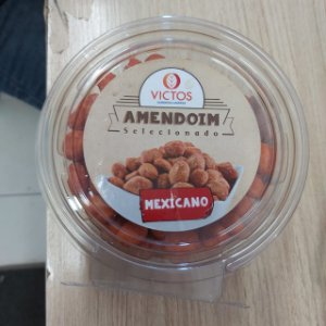 Amendoim Mexicano 200g