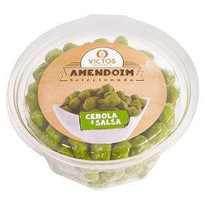 Amendoim Cebola e Salsa