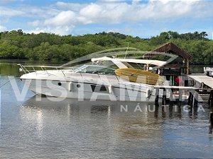 Lancha Cimitarra 360 Prelha Mercruiser 270hp Diesel