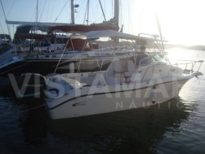 Lancha Fishing 23 WA Motor Mercury 225hp