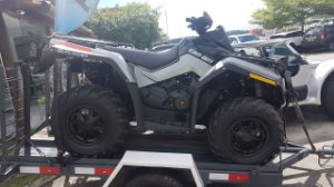 Quadriciclo Can Am Outlander 800 2011