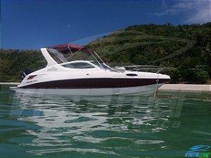 Lancha Brazilian Boat 23 pés (Pra Vender Logo)
