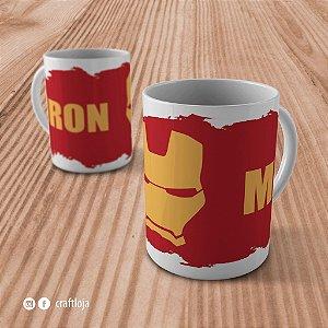 "Caneca ""Iron Man"""