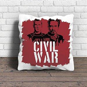 """Almofada """"Guerra Civil"""""""