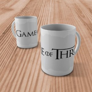 "Caneca ""Game of Thrones"""