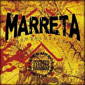 CD Marreta - Latino America Arde en Llamas
