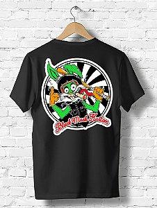 Camiseta Bunny Fink - Preta