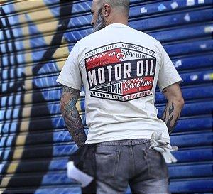 Camiseta Motor Oil