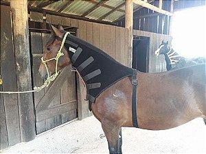 Pescoceira Neoprene 6mm (Cavalo / POTRO)