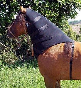 Pescoceira Neoprene 6mm (Cavalo Adulto)