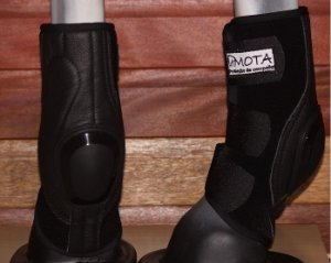 Skid boot 3 velcros