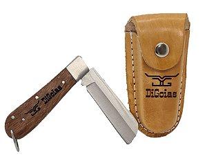 Canivete Inox com Bainha DiGoias