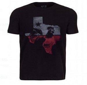 Camiseta Made in Mato Texas Preta