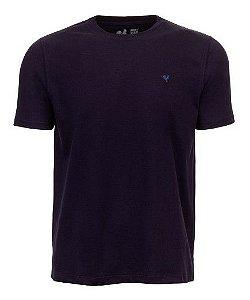 Camiseta Made in Mato Basic - Dark Marinho