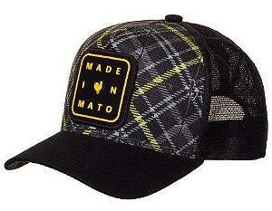Boné Made in Mato X Yellow